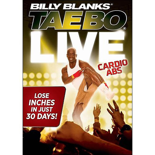 Billy Blanks: Taebo Live - Cardio Abs (Widescreen)