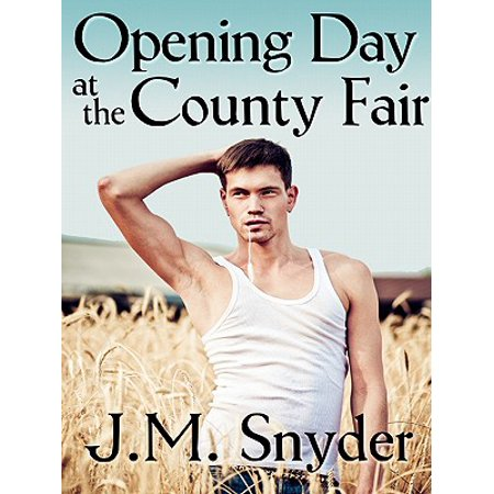 Opening Day at the County Fair - eBook