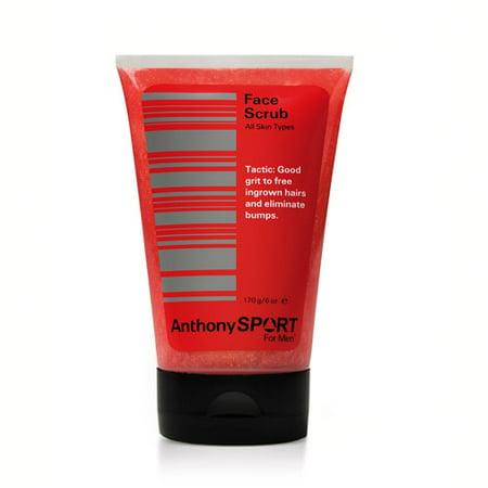 Anthony Sport For Men, 6 oz. Face Scrub