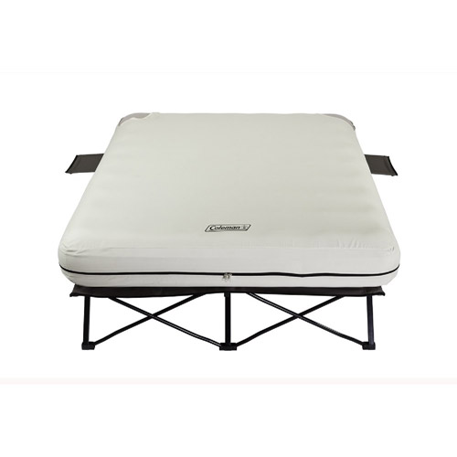 Click here to buy Coleman Queen Framed Airbed Cot by COLEMAN.