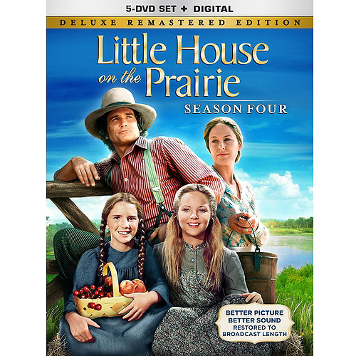Little House On The Prairie: Season 4 (DVD + Digital Copy) (Widescreen)