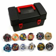 8/12pcs Beyblade Burst Evolution Arena Launcher Battle Platform Stadium Toy Gift-A