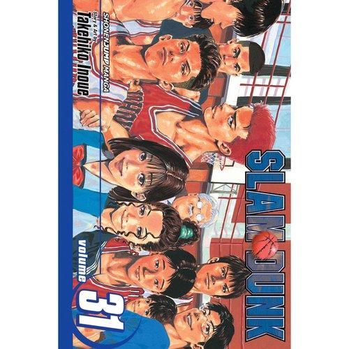 Slam Dunk 31: Shohoku High School Basketball Team