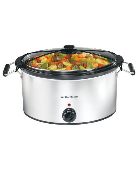 Hamilton Beach 7 Quart Slow Cooker | Model# 33172