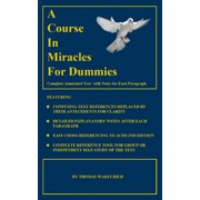 A Course In Miracles For Dummies - eBook