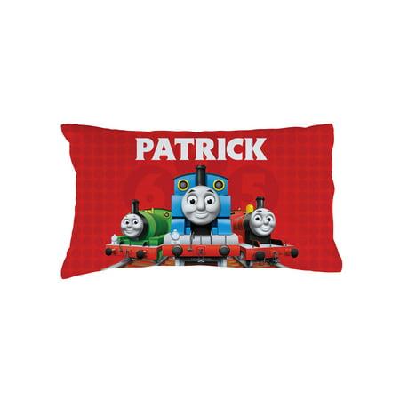 Thomas The Train Pillowcase Classy Personalized Kids Pillowcase Thomas Friends Walmart