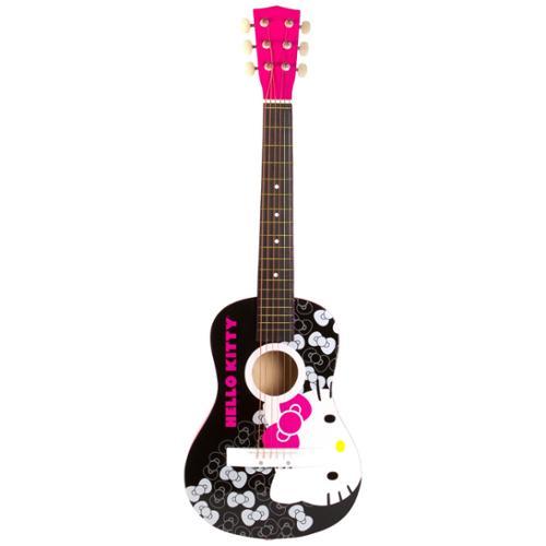 Hello Kitty Acoustic Guitar