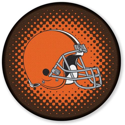 """NFL Cleveland Browns 24"""" Bath Rug"""