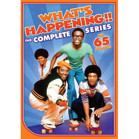 What's Happening! - The Complete Series DVD - image 1 de 1