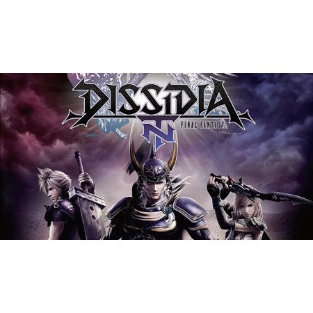 Image of Dissidia Final Fantasy Game Guide