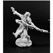 Reaper Miniatures Hobgoblin Sorcerer #03699 Dark Heaven Legends Unpainted Metal
