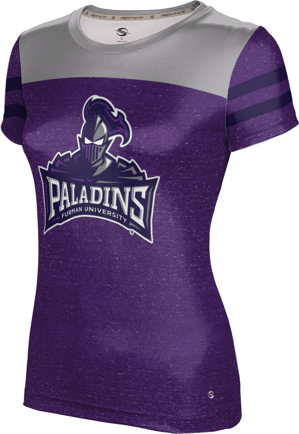 ProSphere Girls' Furman University Gameday Tech Tee