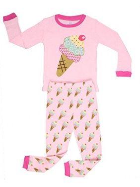b77f78248 Pink Elowel Pajamas Kids  Sleepwear - Walmart.com
