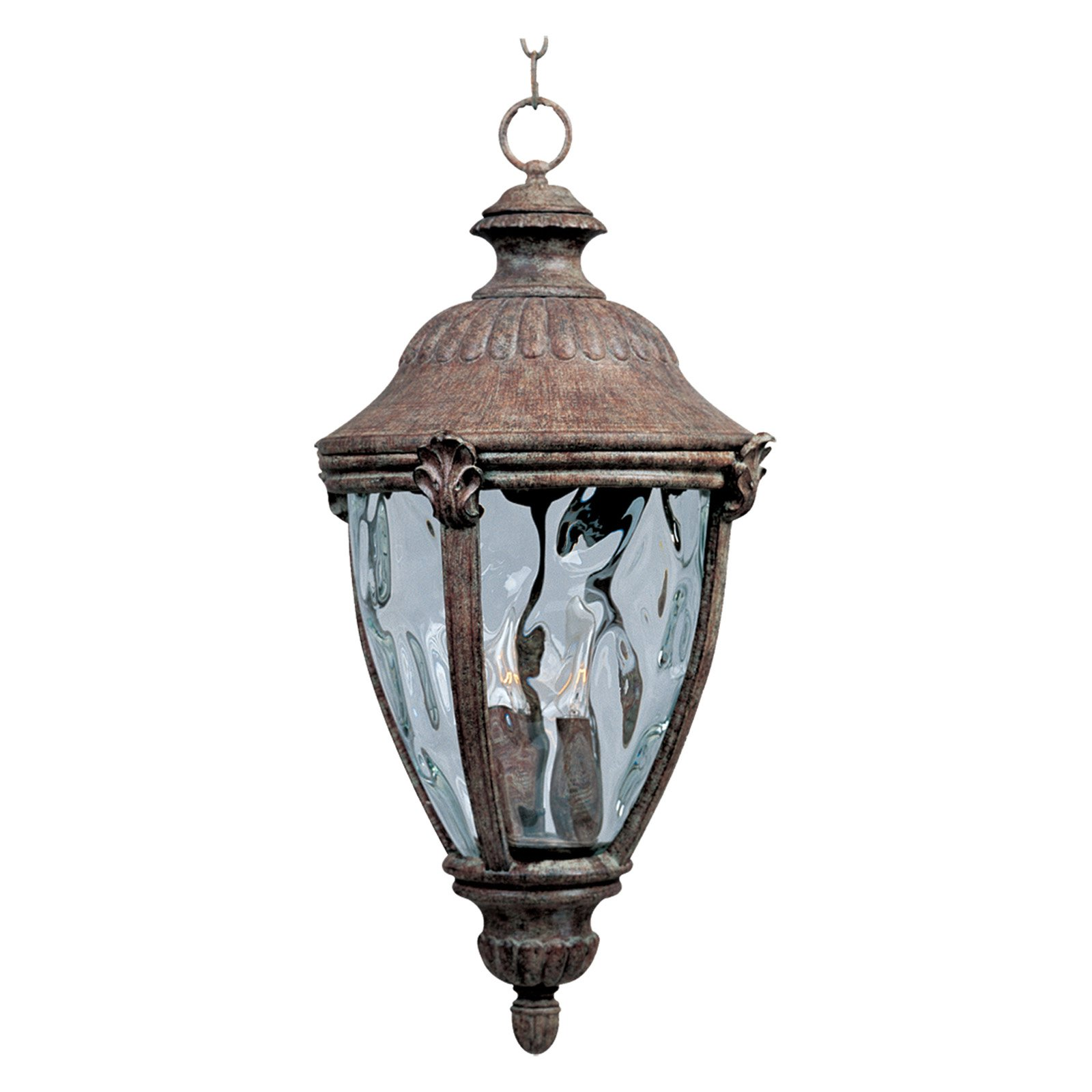 Maxim 40291WGET Morrow Bay VX Outdoor Hanging Lantern 10.5W in. Earth Tone by Maxim