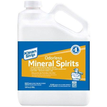 Klean Strip Odorless Mineral Spirits 1 Gal Walmart Com