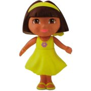 "Dora the Explorer Spring Adventure 5"" Poseable Figure"