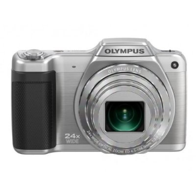 Olympus Stylus SZ-15 Digital Camera with 24x Optical Zoom...