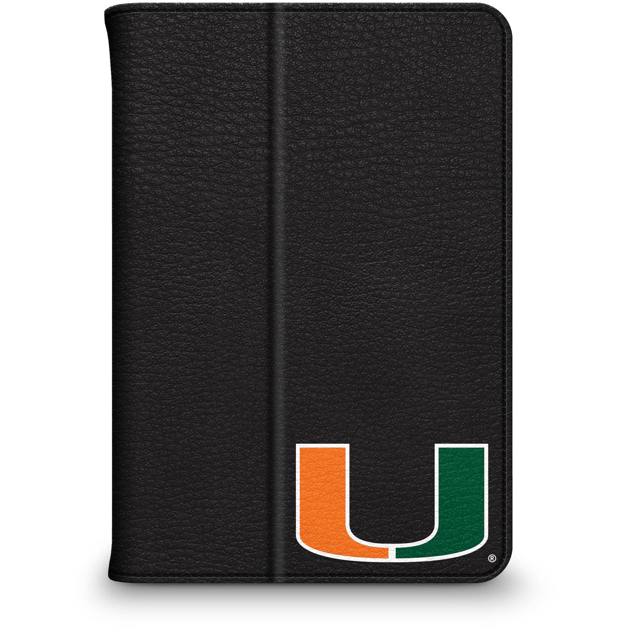 Apple iPad mini Leather Folio Case, University of Miami