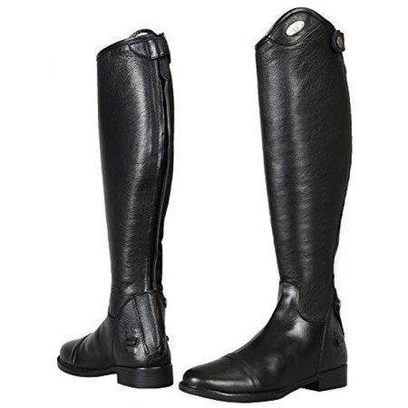 TuffRider Ladies Belmont Dress Boots - Black 10 - Halloween Fancy Dress For Horse And Rider