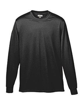 9bfd0c6a Product Image Augusta Sportswear MEN'S WICKING LONG SLEEVE T-SHIRT 2XL  Power Orange