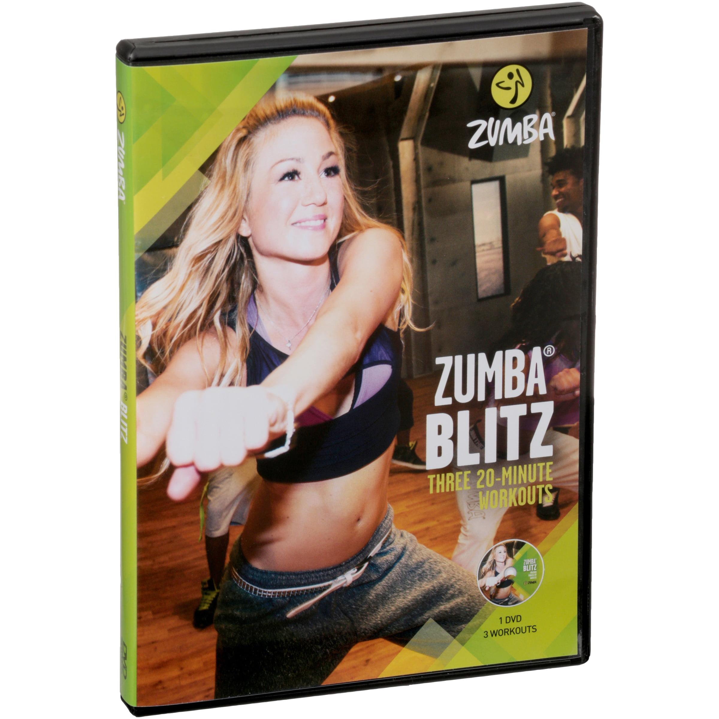 Zumba Blitz Workout DVD by Zumba Fitness, Llc