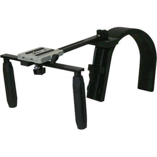 Switronix Camera Shoulder Support - Aluminum (hdv-pro)