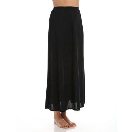 - Women's Shadowline 4711636 36 Inch Flare Daywear Half Slip