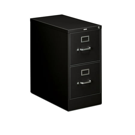 HON 2-Drawer Office Filing Cabinet - 310 Series Full-Suspension Letter File Cabinet, 26.5