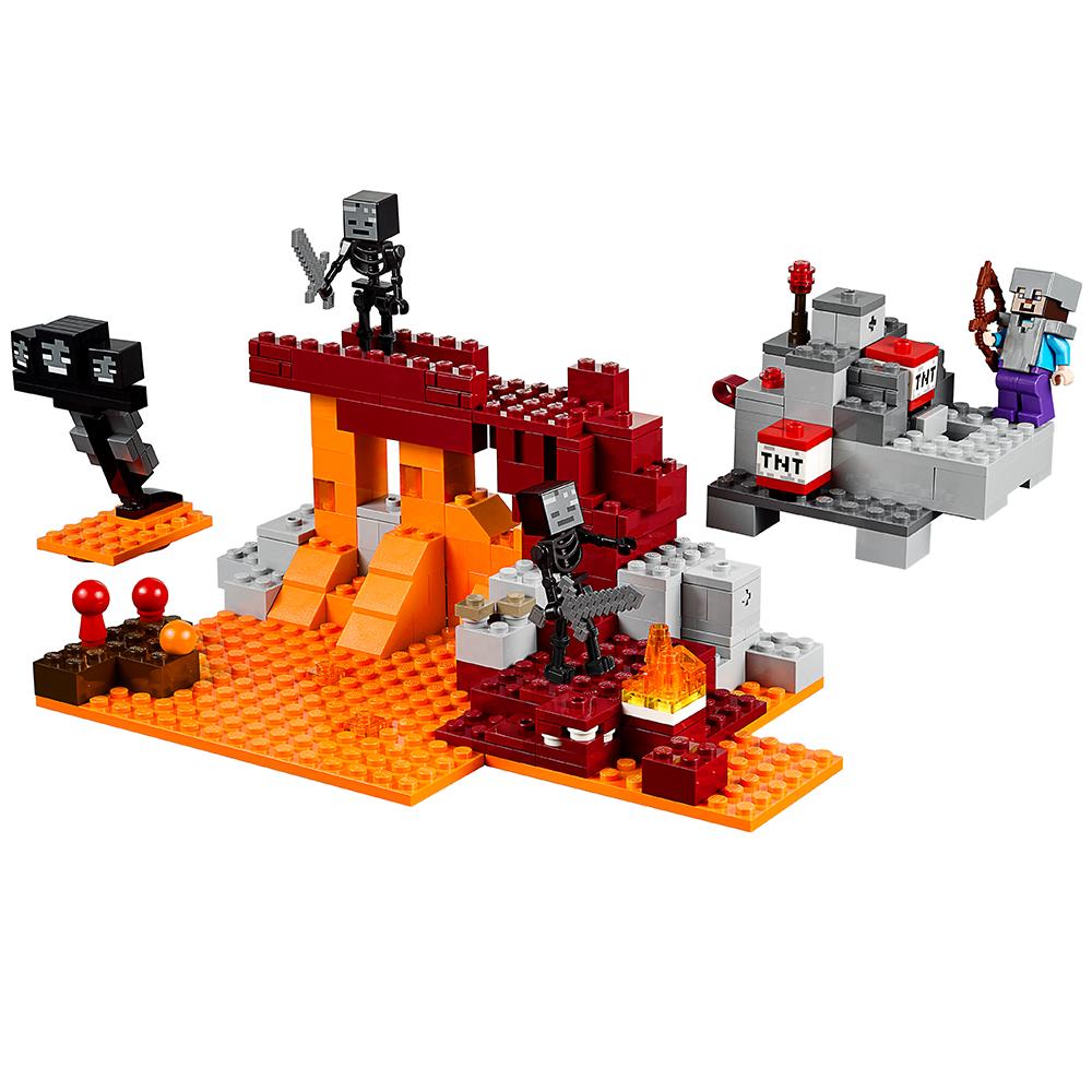 LEGO Minecraft The Wither 21126 - Walmart.com