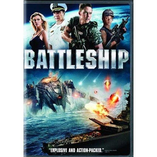 BATTLESHIP (DVD/ENG-SPA-FRE AUDIO)