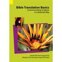 Bible Translation Basics - eBook