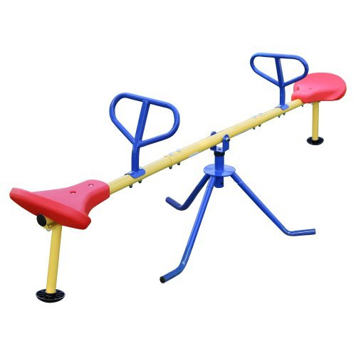 Skywalker Sports Rotating Teeter Totter