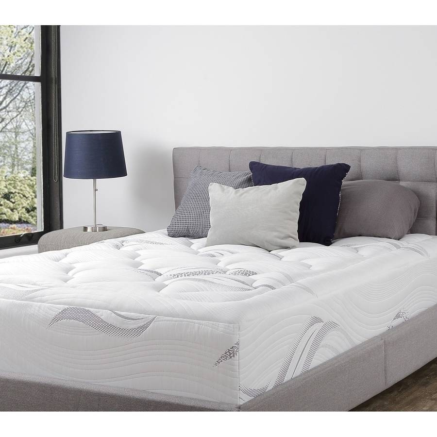 "Spa Sensations 12"" Cloud Memory Foam Mattress, Multiple Sizes"