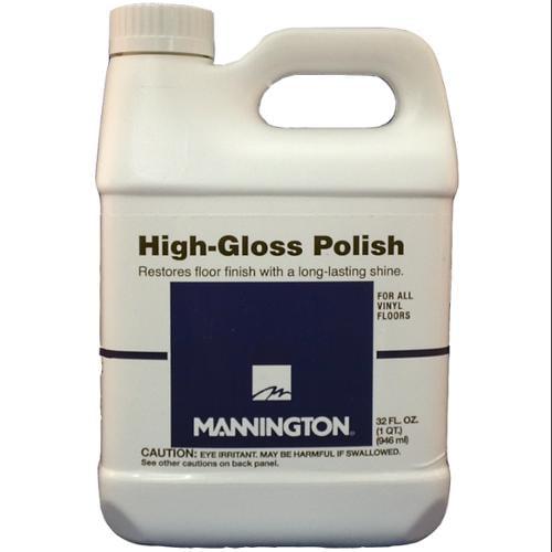 Mannington High-Gloss Polish -32 oz