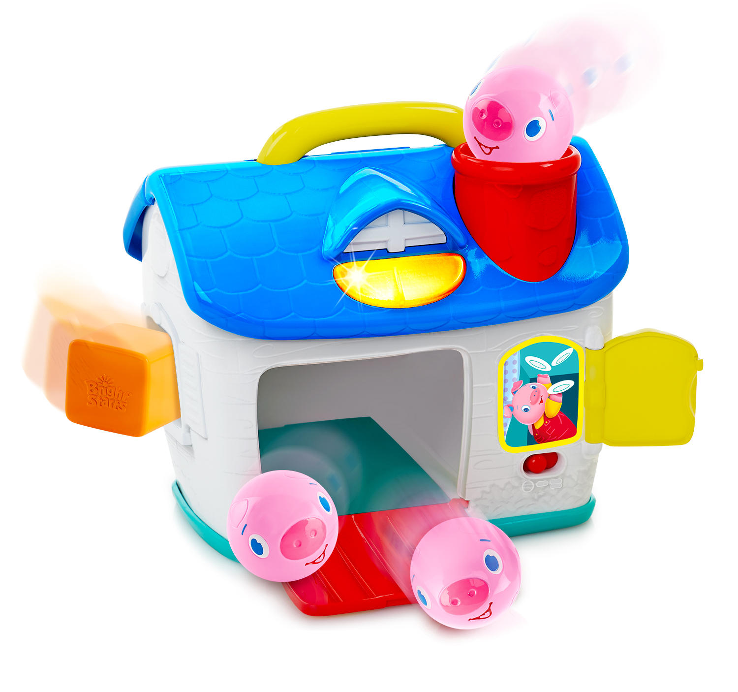 Bright Starts 3 Lil' Piggies' Play House