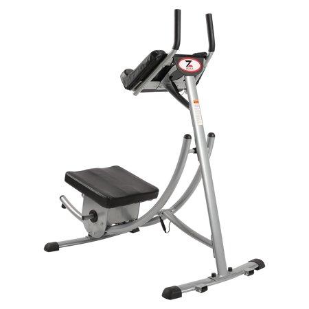 ab trainer abdomen abdominal machine fitness equipment