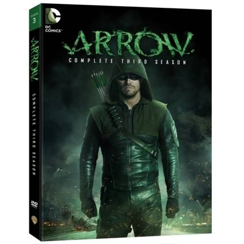 Arrow: The Complete Third Season by WARNER HOME VIDEO