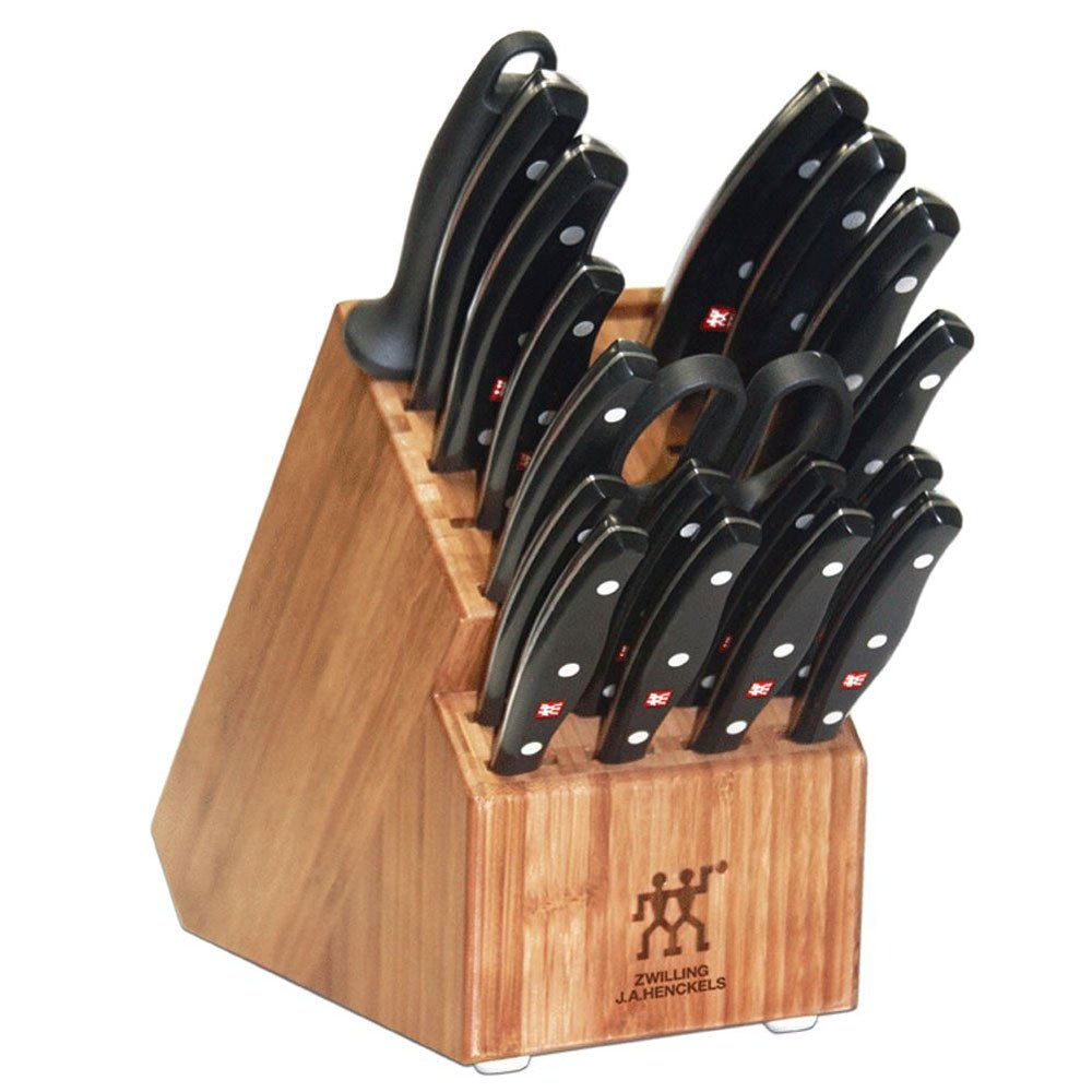 ZWILLING J.A. Henckels TWIN Signature 19-pc Knife Block Set