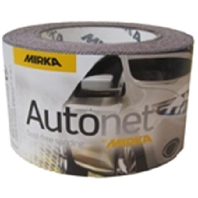 Mirka Abrasives AE570080 2.75 in. File Roll Autonet P80 - image 1 of 1