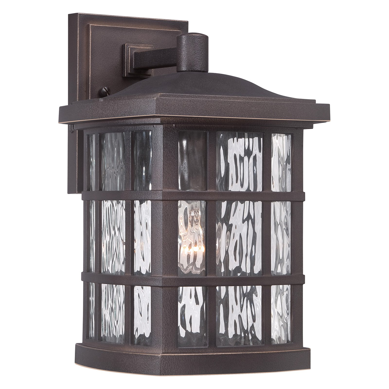 Quoizel Stonington SNN8408 Outdoor Wall Lantern