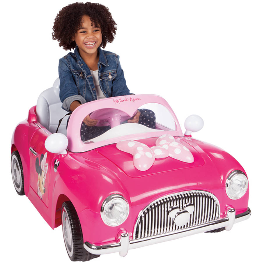 For Girls Electric Ride On Not Lossing Wiring Diagram Battery Operated Toys Huffy Disney Minnie 6 Volt Powered Rh Ebay Com Fpr