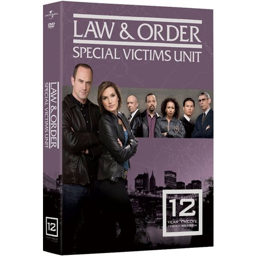 Law & Order: Special Victims Unit - The Twelfth Year (Anamorphic Widescreen)