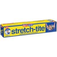 "Stretch-Tite Premium Food Wrap with TiteCut Slide Cutter, 12"" x 250 ' (250 SQ FT)"