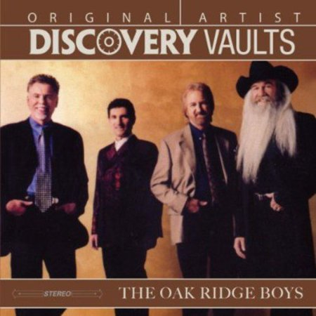Oak Ridge Boys - Discovery Vaults [CD] Oak Ridge Stripes