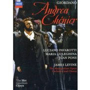Giordano: Andrea Chenier (Italian) (Full Frame) by