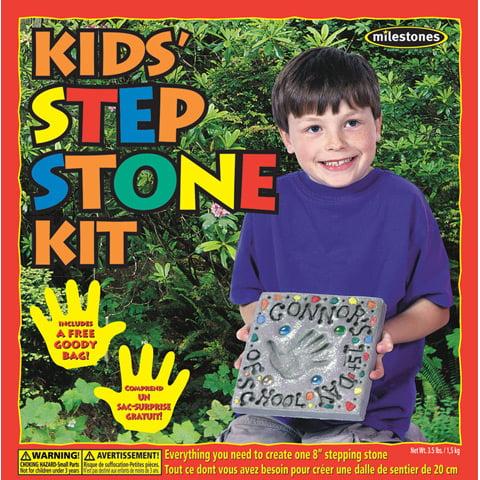 Milestones Stepping Stone Kit: Makes 1