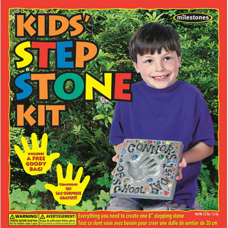 Milestones Stepping Stone Kit: Makes 1