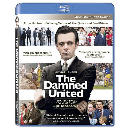 The Damned United (Blu-ray) (Widescreen)