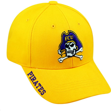 - NCAA Men's East Carolina Pirates Away Cap