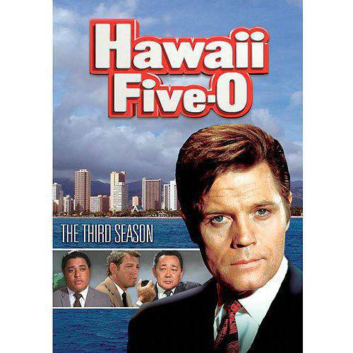 HAWAII FIVE O-3RD SEASON COMPLETE (DVD/6DISCS)